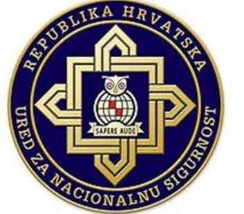Logotip ureda za nacionalnu sigurnost