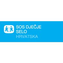 Logotip SOS Dječje selo Hrvatska